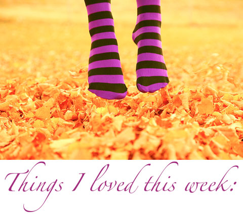 Things I love Thursday – mal wieder zu spät