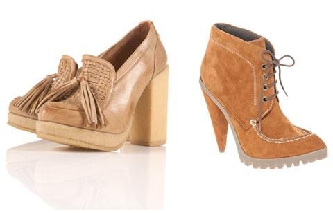 Linker oder rechter Schuh?