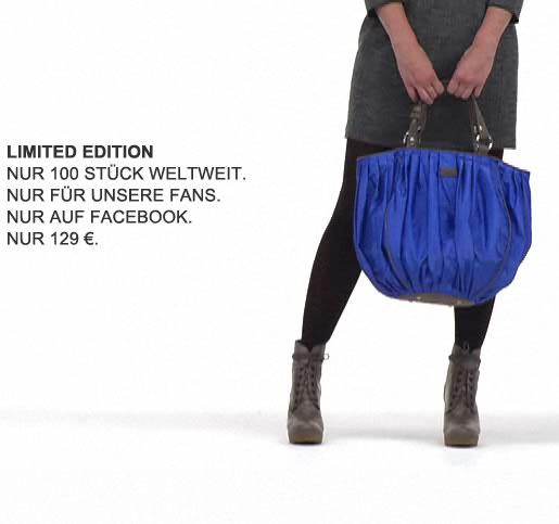 Gewinne die exklusive Strenesse Facebook Bag
