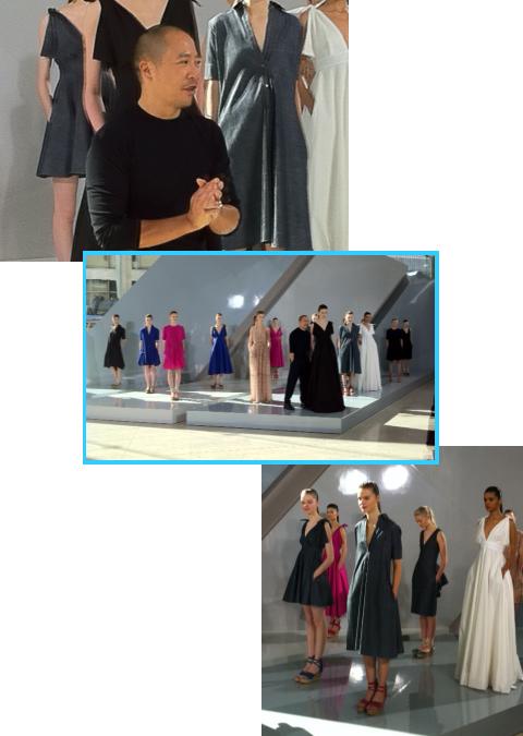 Derek Lam designed eine exklusive Kollektion für eBay