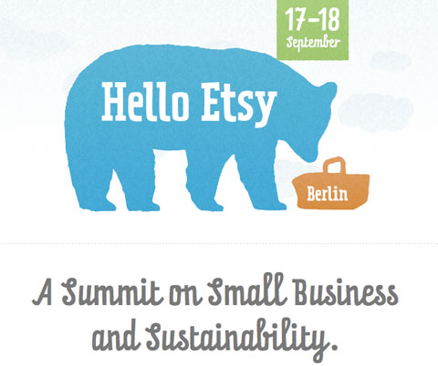 Mark the Day: 1. Etsy Summit in Berlin