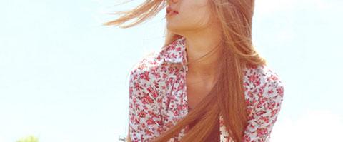 Sommer-Haare