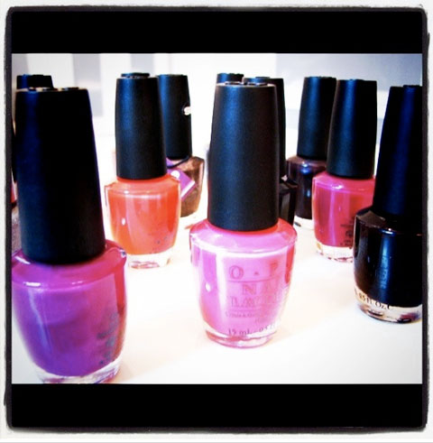 OPI – Last Friday Night