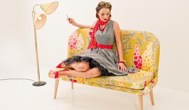 mein neues 50er jahre sofa shoppingverse. Black Bedroom Furniture Sets. Home Design Ideas