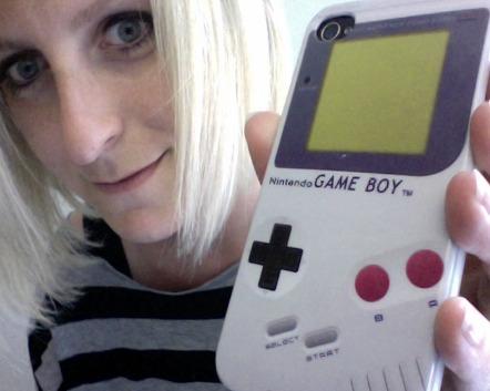 Telefonieren mit dem Gameboy – Mein neues Spielzeug