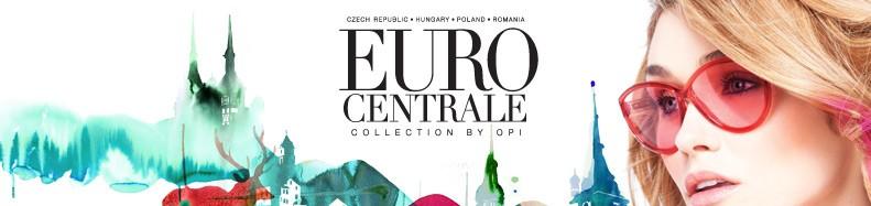 OPI Nagelack Euro Centrale