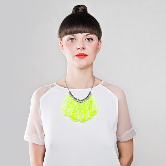 Necklace_ FLUO
