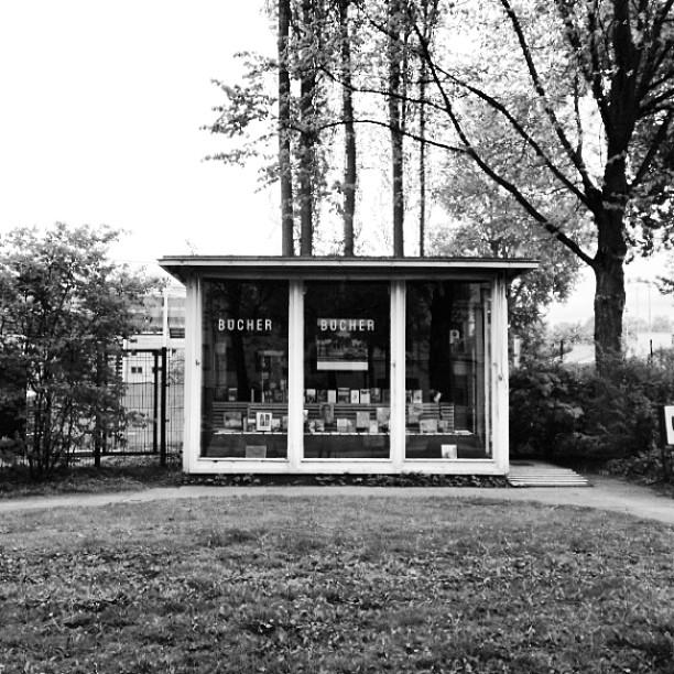 Hamburgs kleinste Buchhandlung