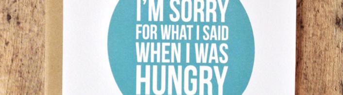 I-am-sorry