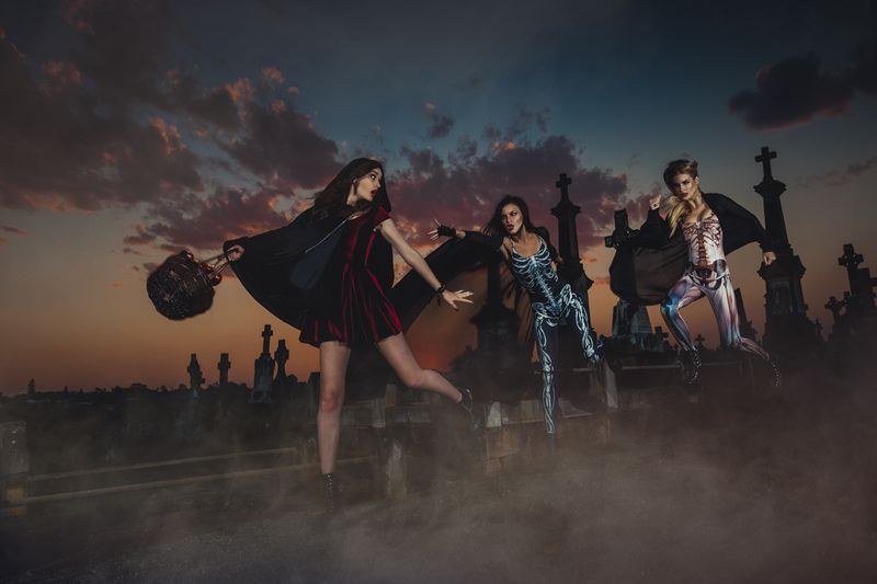 Blackmilk Halloween collection 1