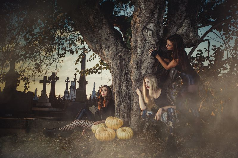 Blackmilk Halloween collection