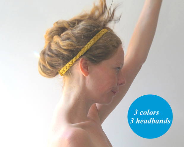 haarband-gelb-gold