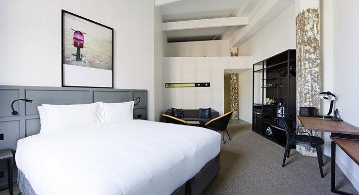 Hotelzimmer Instagram Hotel Sydney 1888