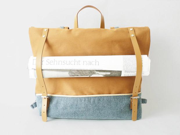 Old-school-hipster-rucksack-vintage