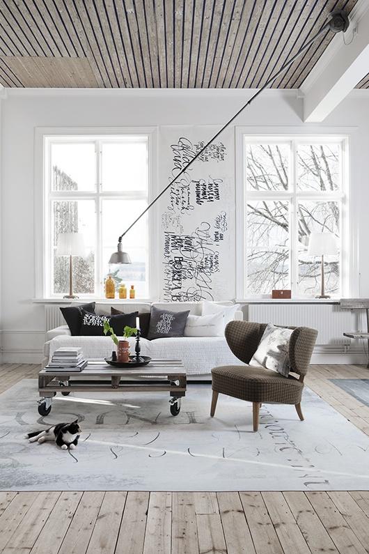 Paletten wohnzimmer tisch 1