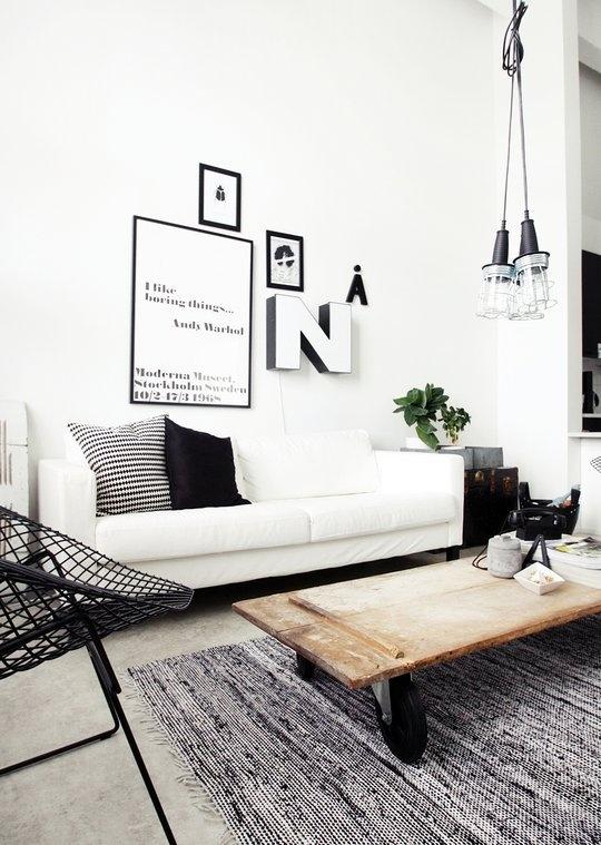 Paletten wohnzimmer tisch 4