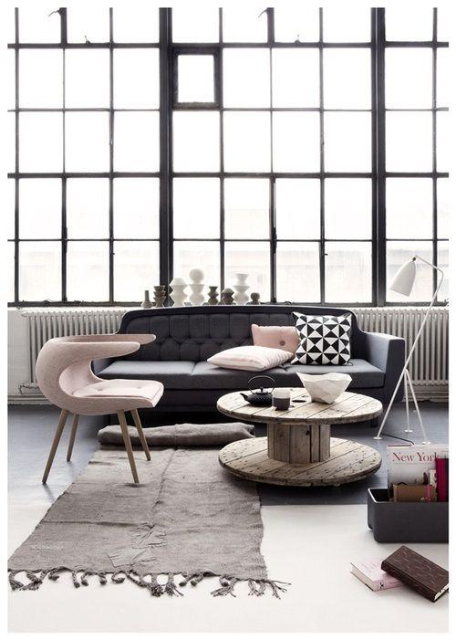 Paletten wohnzimmer tisch 6