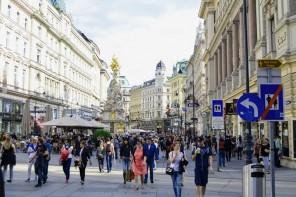 Vienna Shopping mit der Mama