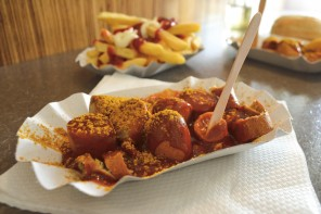 It's Currywurst Appreciation Time