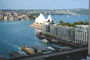 Sydney und ich