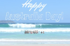 Happy Australia Day – Happy Feiertag mit Taylor Swift