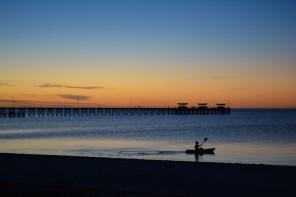 Sunset in Smoky Bay (3 von 8)