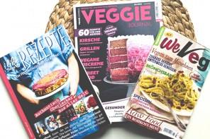 Veggie, Vegan und Foodblogger Magazine from Zeitschriftenladen