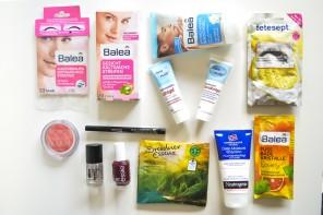 dm Shopping Haul – Was unbedingt mit musste nach Australien