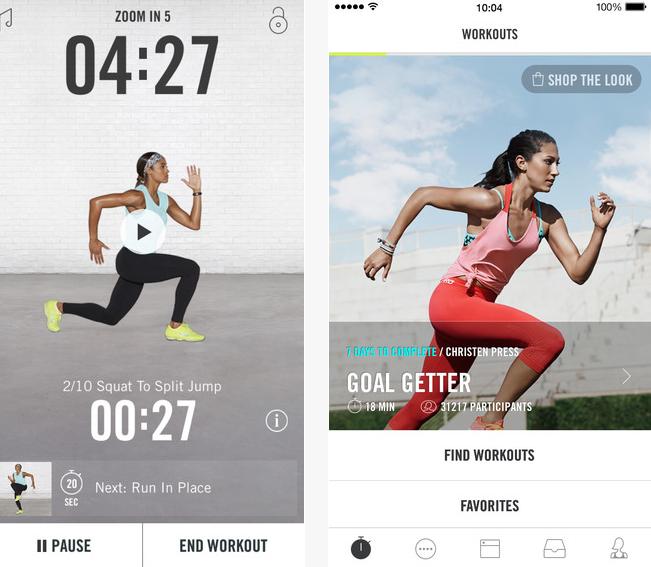 Nike_Training_App 2