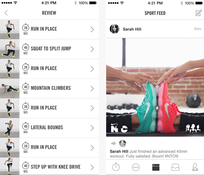 Nike_Training_App