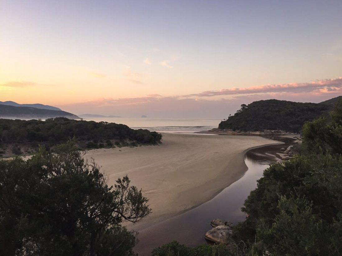 Wilsons Prom Camping 2016-21