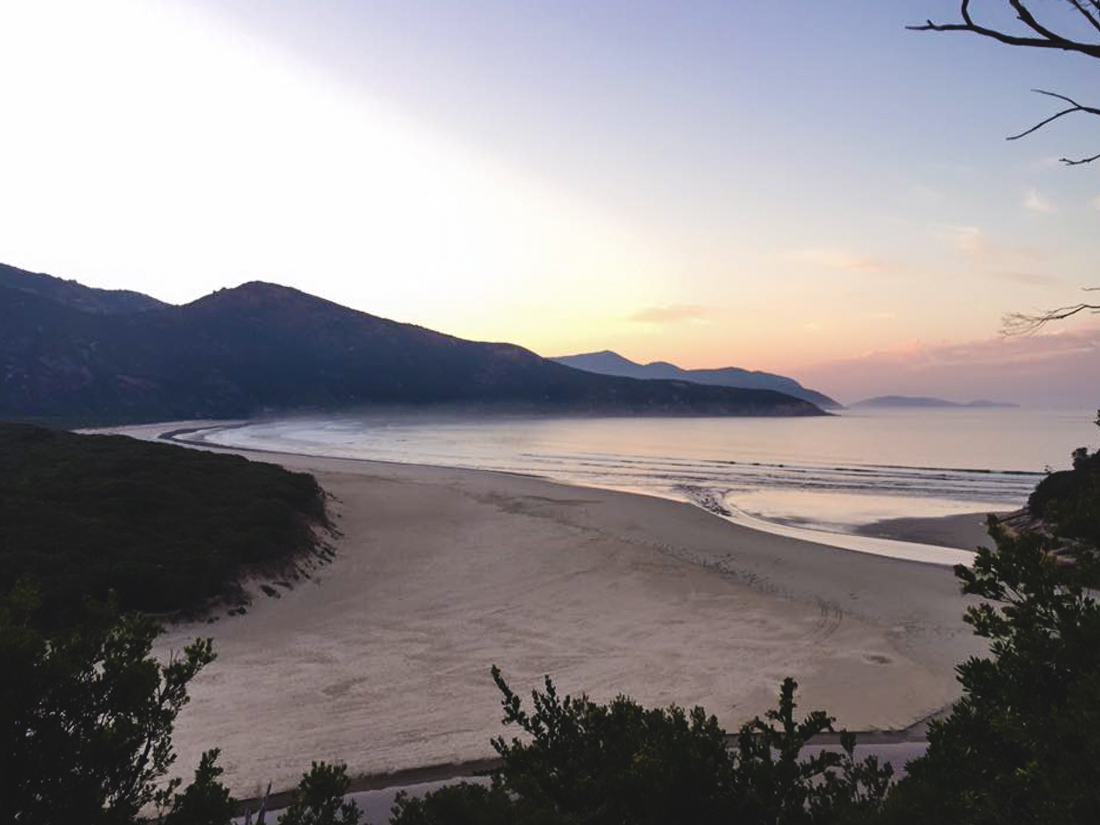 Wilsons Prom Camping 2016-3